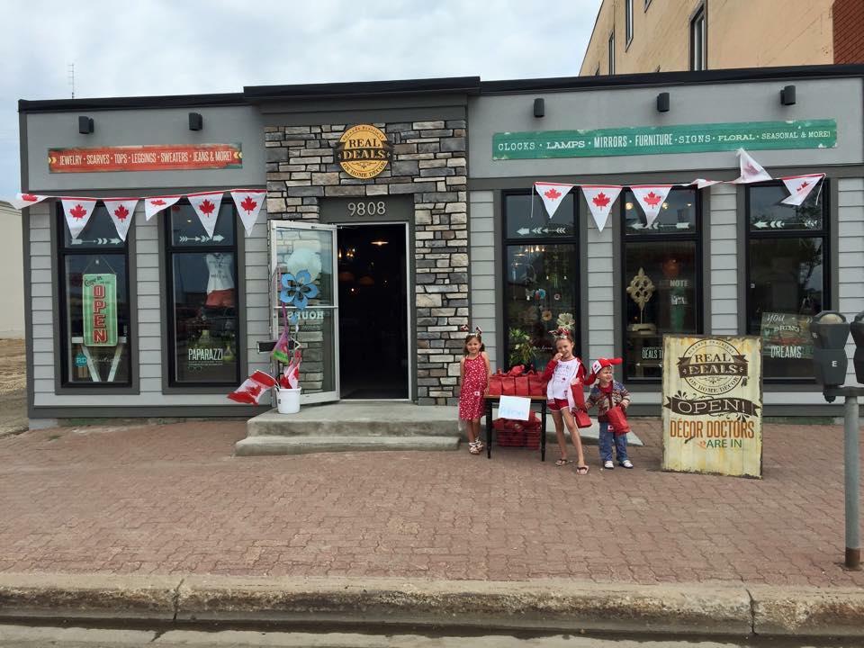 Grand Prairie Canada Storefront