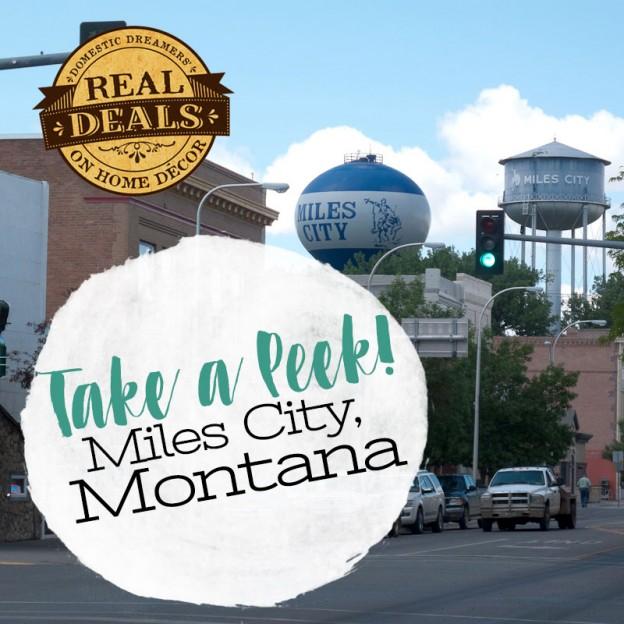 Take A Peek! Inside The Real Deals Miles City, Montana