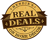 Farr West's Real Deals on Home Decor Logo