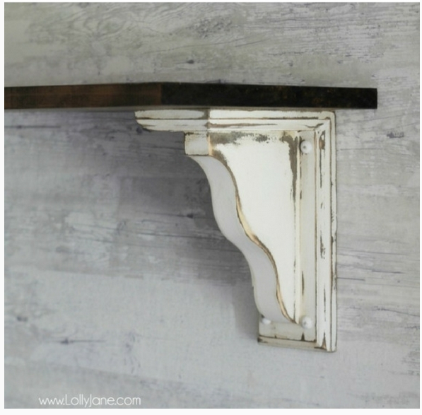 Farmhouse Corbels