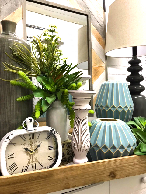 Summer Decor at Real Deals on Home Decor